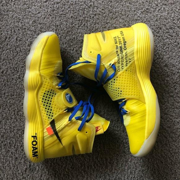 71ce390627a6 Offwhite X Nike Hyperdunk. M 5c049af31b32941215daa0b6